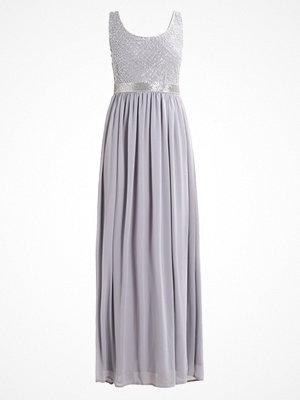 Lace & Beads SHAE Festklänning grey blue