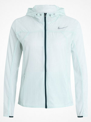 Sportjackor - Nike Performance IMPOSSIBLY LIGHT Löparjacka igloo/space blue/reflective silver
