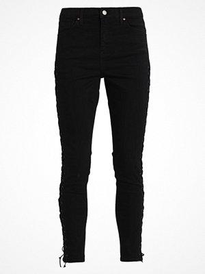 Topshop JAMIE Jeans Skinny Fit black