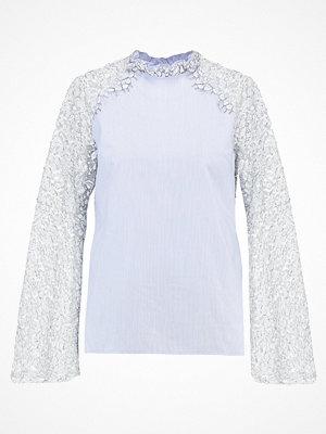 Topshop Blus lightblue