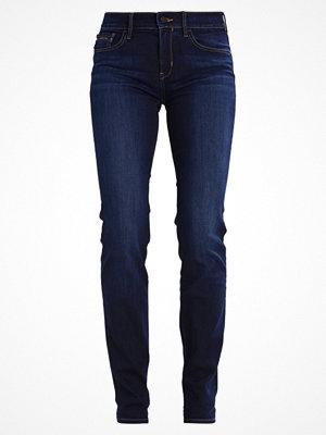 Calvin Klein Jeans MID RISE STRAIGHT Jeans straight leg wonder dark