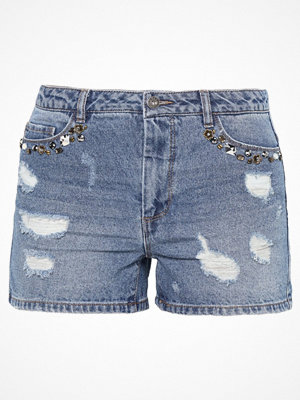 Only ONLPACY ZOE  Jeansshorts medium blue denim