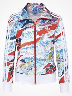 Sportkläder - Adidas Originals FIREBIRD Träningsjacka white/red/blue