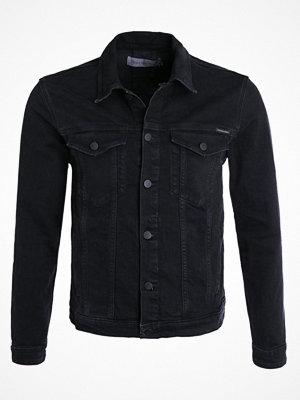 Jeansjackor - Calvin Klein Jeans CLASSIC RIC Jeansjacka rich black