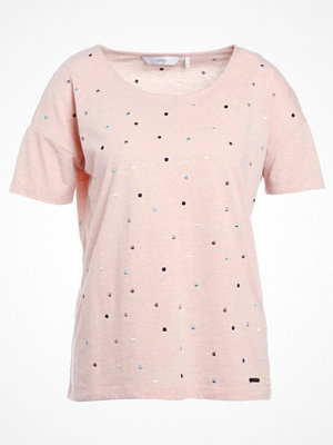 Nümph HUGETTE Tshirt med tryck rose dust