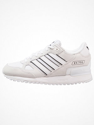 Sneakers & streetskor - Adidas Originals ZX 750 Sneakers footwaer white/core black