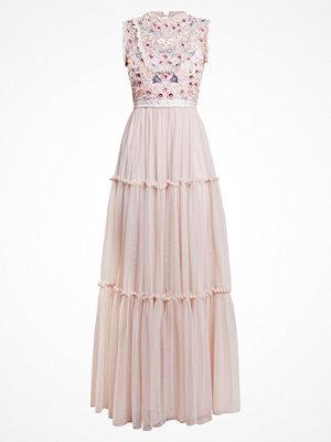 Needle & Thread SUNDAZE Festklänning petal pink