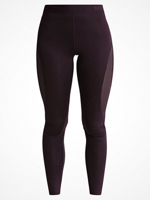 Sportkläder - Nike Performance HYPERCOOL Tights port wine/pure platinum