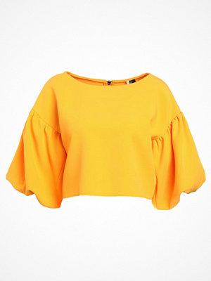 Topshop STRUCTRED Blus orange