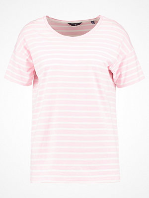 Gant STRIPED  Tshirt med tryck california pink