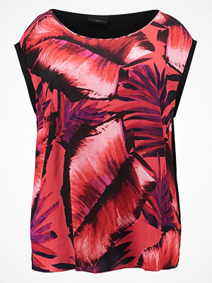Live Unlimited London TROPICAL PALM Blus red