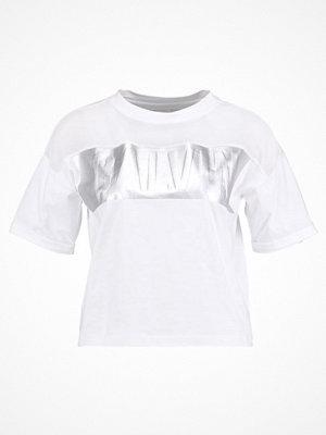 Calvin Klein Jeans TECO Tshirt med tryck bright white