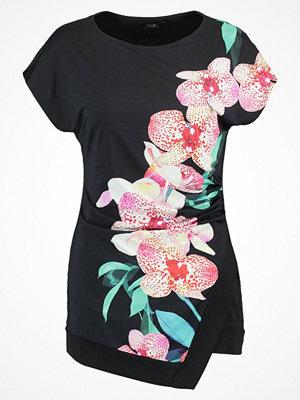 Wallis DOTTY ORCHID Tshirt med tryck black