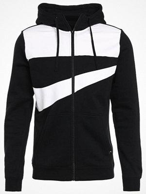 Street & luvtröjor - Nike Sportswear Sweatshirt black/white/white