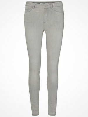 Jeans - Vero Moda Jeans Skinny Fit light grey denim