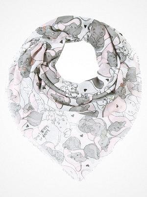 Halsdukar & scarves - Codello Scarf offwhite