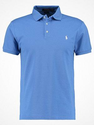 Pikétröjor - Polo Ralph Lauren SLIM FIT Piké scottsdale blue