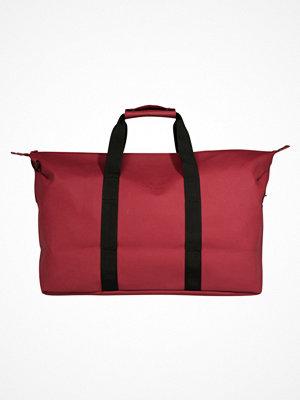 Rains ZIP Weekendbag scarlet