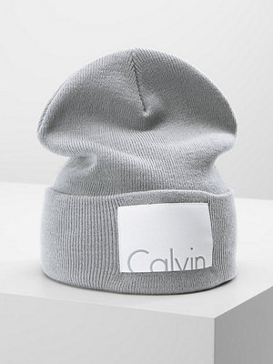 Mössor - Calvin Klein Mössa light grey heather