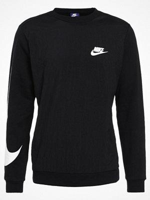 Nike Sportswear HYBRID Sweatshirt black/black/white