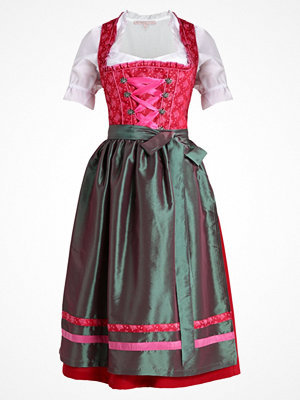 Anna Field Dirndl rose/red
