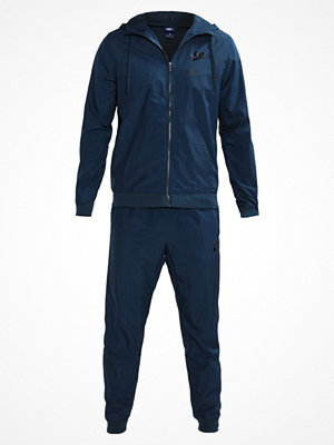 Sportjackor - Nike Sportswear HYBRID Träningsset armory navy/black