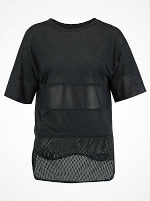 Sportkläder - Nike Performance BREATHE Tshirt med tryck black