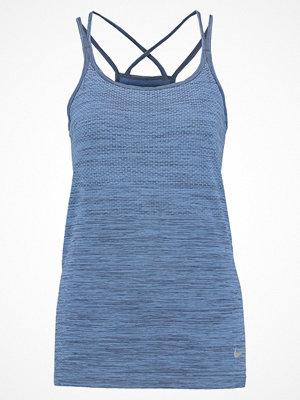 Sportkläder - Nike Performance DRIFIT Linne december sky/thunder blue
