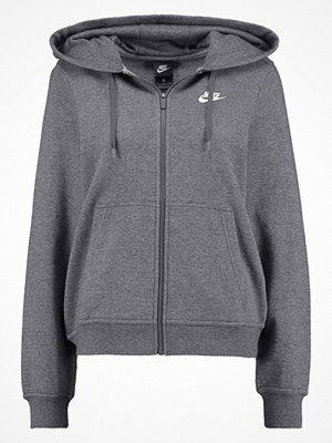 Nike Sportswear Sweatshirt charcoal heather/dark grey/white