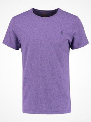 Polo Ralph Lauren CUSTOM SLIM FIT Tshirt bas safari purple heather