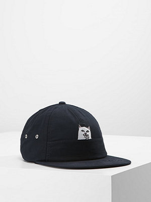 Kepsar - RIPNDIP NERMAL POCKET SIX PANEL Keps navy