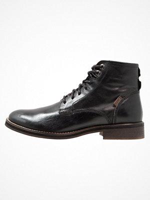 Boots & kängor - Levi's® BALDWIN Snörstövletter medium brown