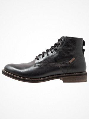 Boots & kängor - Levi's® BALDWIN Snörstövletter regular black