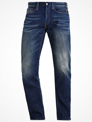 Replay NEWBILL Jeans straight leg blue denim