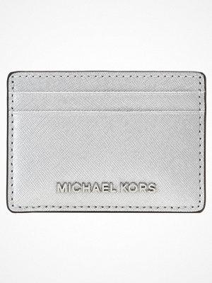 Plånböcker - MICHAEL Michael Kors JET SET Plånbok silver