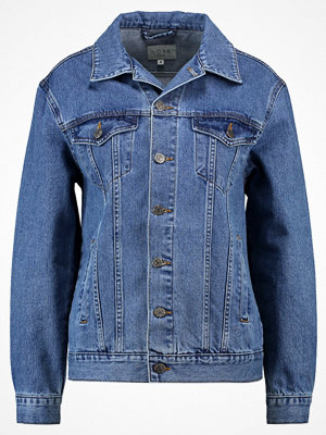 NORR LUCIA TIGER Jeansjacka medium blue denim