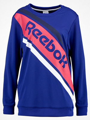Reebok Classics Sweatshirt dark blue/red