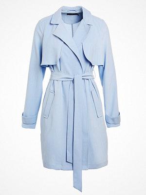 Trenchcoats - Even&Odd Trenchcoat blue