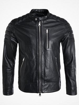Jackor - Oakwood SPEED Skinnjacka black