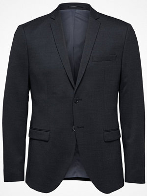 Kavajer & kostymer - Selected Homme Kavaj dark grey melange