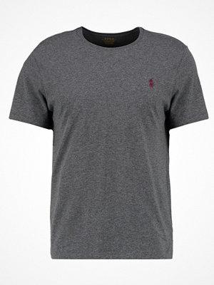 Polo Ralph Lauren CUSTOM SLIM FIT Tshirt bas stadium grey heather