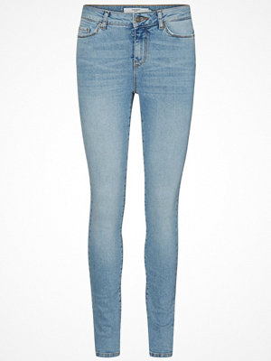 Jeans - Vero Moda Jeans Skinny Fit light blue denim