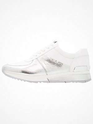 MICHAEL Michael Kors ALLIE WRAP TRAINER Sneakers silver/optic white