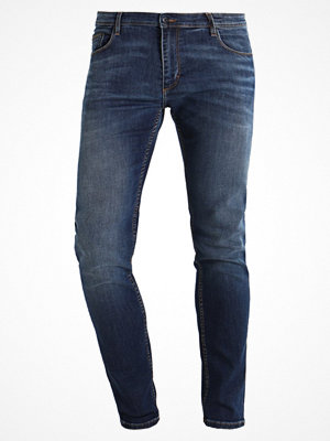 Jeans - Whyred SYD Jeans Skinny Fit mid indigo