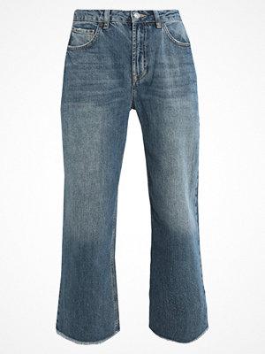 Topshop B&&B WOODSTOCK AWK Flared jeans blue