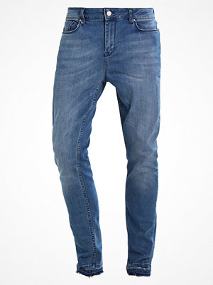 Jeans - Antioch UNDONE Jeans Tapered Fit mid blue