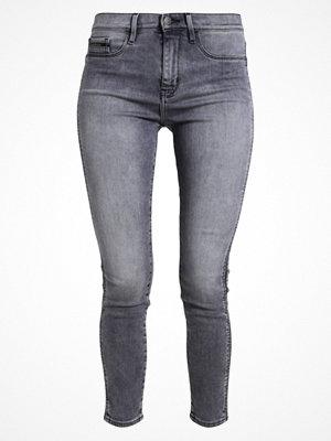 Calvin Klein Jeans SKINNY ANKLESTRIP Jeans slim fit garmor grey