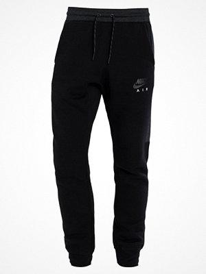 Nike Sportswear AIR Träningsbyxor black/anthracite