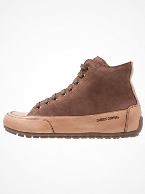 Sneakers & streetskor - Candice Cooper PLUS 04 Höga sneakers fango
