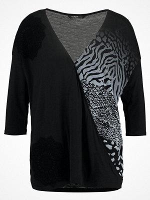 T-shirts - Desigual SAN DIEGO Tshirt med tryck black
